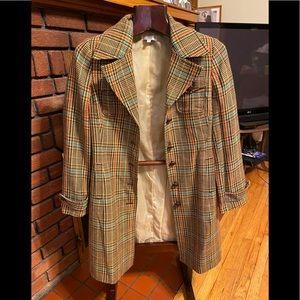 Wool Della Spiga Weekend,Italy jacket size 12